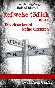 Book Cover: Das Böse kennt keine Grenzen