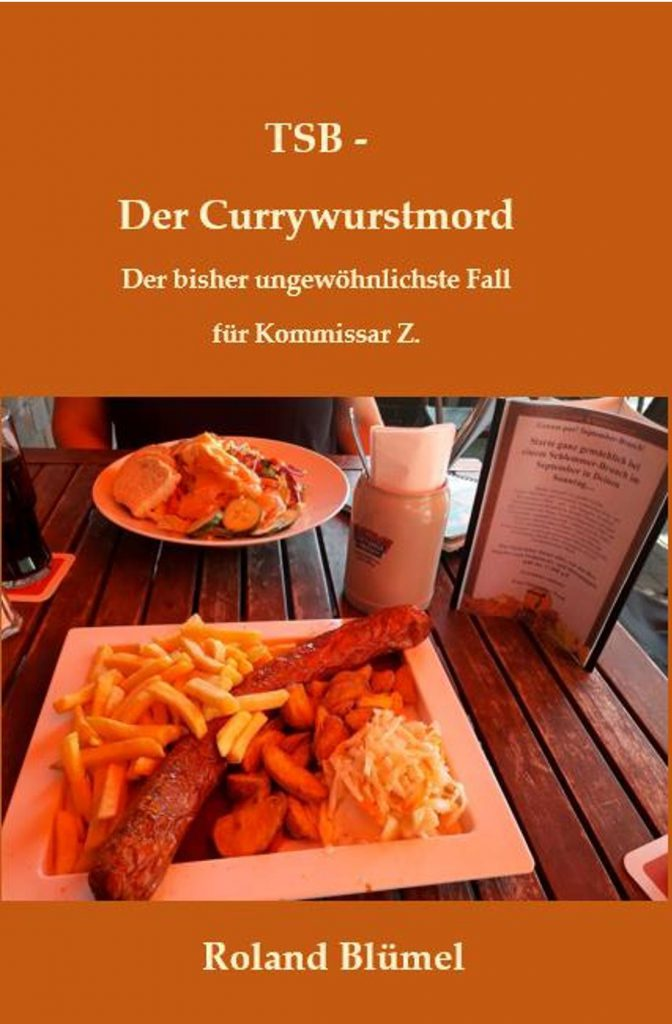 Book Cover: TSB - Der Currywurstmord