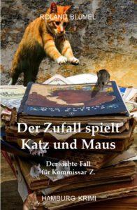 Book Cover: Der Zufall spielt Katz und Maus